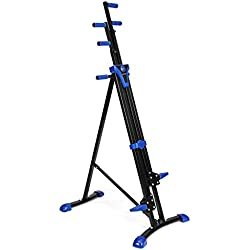 Ancheer Unisex Vertical Climbing Fitness Cardio Exercise Machine Stepper Cross Core System