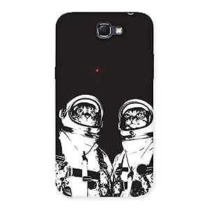 Premium Cat Astro Back Case Cover for Galaxy Note 2