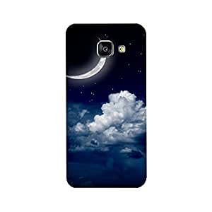 Yashas High Quality Designer Printed Case & Cover for Samung Galaxy J5 Prime (Moon Night)