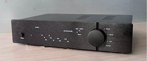Gowe PCM1794 Digitaler Analog-Wandler mit USB SPDIF symmetrischer XLR I/O DAC Double