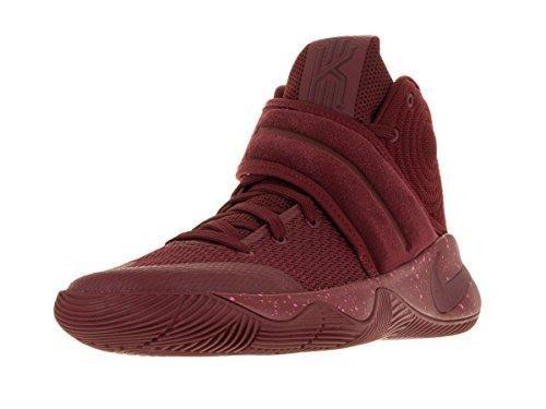 Nike Herren Kyrie 2 Basketballschuhe, Rot (Team Red/Pure Platinum-Schwarz), 41 EU