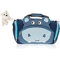 FABRIZIO Kindersporttasche Zoo Sporttasche Kindertasche + Eisbär