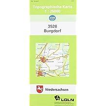 Burgdorf 1 : 25 000