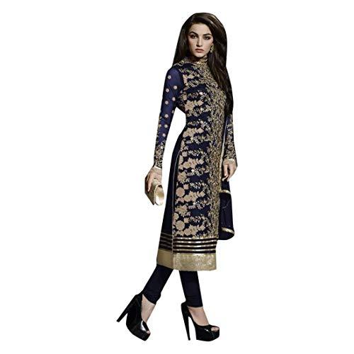 1288c1473 ETHNIC EMPORIUM India paquistaní Tercero Salwar Hochzet Señoras Kamiz  Kameez Bollywood Vestido Niñas Vestido de Novia