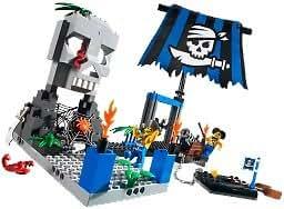 LEGO Pirates Junior Skeleton Island 7074 (japan import)