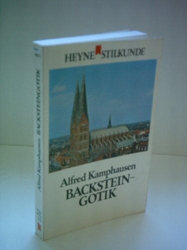 Alfred Kamphausen: Backstein-Gotik