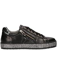 Amazon.it  scarpe nero giardini donna - Cerniera   Scarpe  Scarpe e ... 47742fcc478