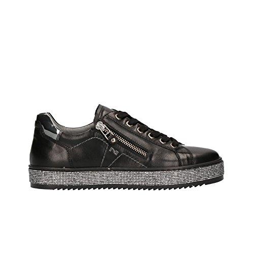Nero Giardini Sneakers Scarpe Donna Nero 6670 A806670D 37