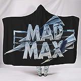 Eceitti Mad Max - Divano Letto con Stampa 3D Colorata, Stile Versatile, Bianco, 130x150cm