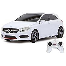 M1:24 Silber Cartronic 42249 RC Mercedes Benz SL 65 AMG