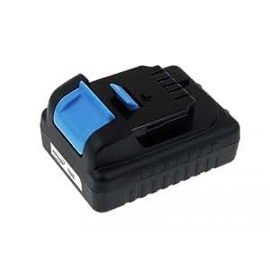 Batterie rechargeable pour Dewalt visseuse à percussione DCF815, 12V, Li-Ion [ Batterie outil électroportatif ]