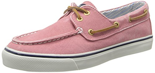 Sperry Top-Sider Bahama 2-Eye Canvas Chaussure bas red