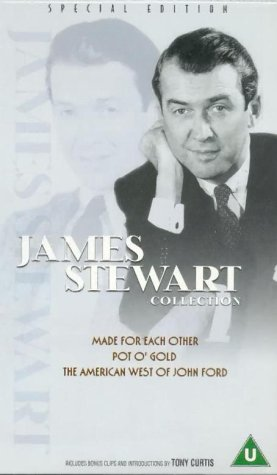 james-stewart-collection-vhs
