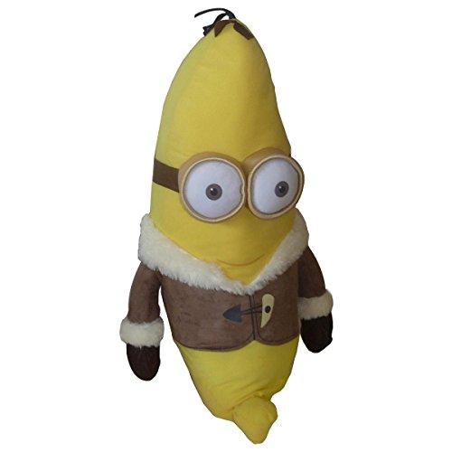 Preisvergleich Produktbild Minion KEVIN Banana BANANE Plüsch RIESE XXL 70cm von Ich Einfach unverbesserlich - ORIGINAL Minions