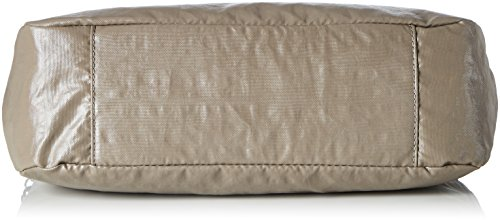 Kipling - Caralisa, Borse a secchiello Donna Marrone (Lacquer Sand)