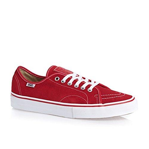 Herren Skateschuh Vans Av Classic Skate Shoes Red