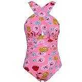 Subfamily Femme Une pièces Halter Push Up Brésilien Bikini Imprimé Floral Femme Maillot de Bain 1 pièce Amincissante Slim Grande Taille Bikini Push-up Rembourré