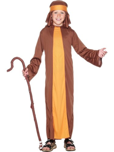 Shepherd Kostüm, braun (Large Age - Braun Shepherd Kostüm