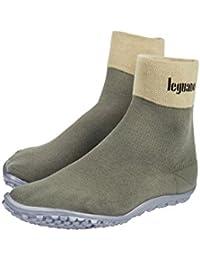 leguano Classic Agavengrün | Barfußschuhe | Die Barfuß-Socken für Kinder, Damen und Herren