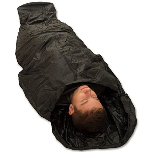 41TA8VN7TfL. SS500  - Andes Waterproof Bivvy Bag Sleeping Bag Cover Camping Fishing