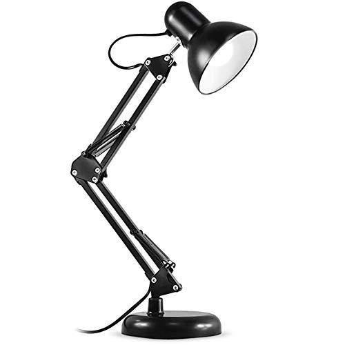 Guajave Verstellbar Schwenkarm Licht Ausarbeitung Design Büro Studio C-Klemmen Schreibtisch Lampe Zuhause - Schwarz, US (Studio-designs Ausarbeitung)