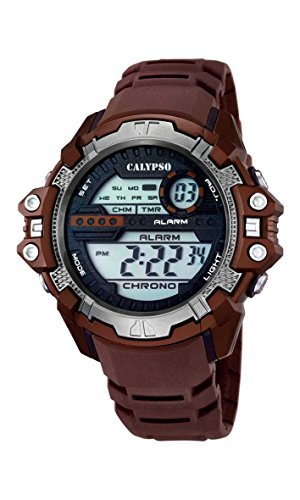 Price comparison product image Calypso watches Gents Watch Digital Plastic XL Digital Quartz K5656 / 3