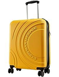 Cabin Max Velocity - Maleta para Equipaje de Cabina Ligera | Trolley de ABS con Ruedas de 55 x 40 x 20 cm Extensible a 55 x 40 x 25 cm Aprobado para Vuelo en Ryanair, EasyJet, BA