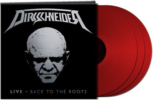 Live - Back to the Roots - Red Vinyl
