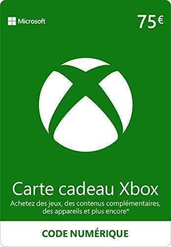 Crédit Xbox Live de 75 EUR [Code Digital - Xbox Live]
