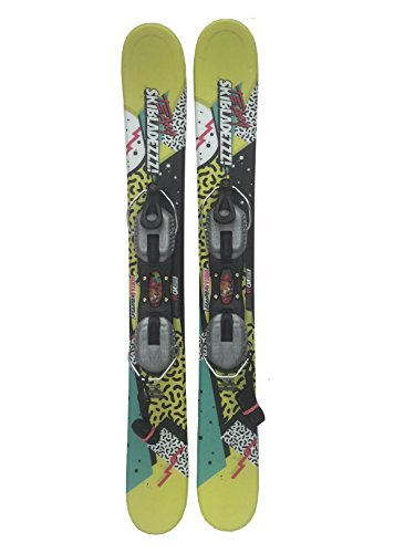Team Skibladezzz Mini-sci, snowblade di alta qualità