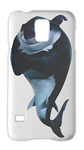 Shark Tale Samsung Galaxy S5 Plastic Case (Tale Lola Shark)