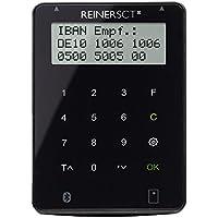 REINER SCT 2705110-000 tanJack Bluetooth TAN-Generator | chipTAN / Sm@rt-TAN-Verfahren | Für Online-Banking | Bluetooth 4 LE & USB-Schnittstelle | schwarz