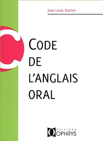Ophrys Anglais - Code de l'anglais