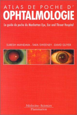 Atlas de poche d'ophtalmologie