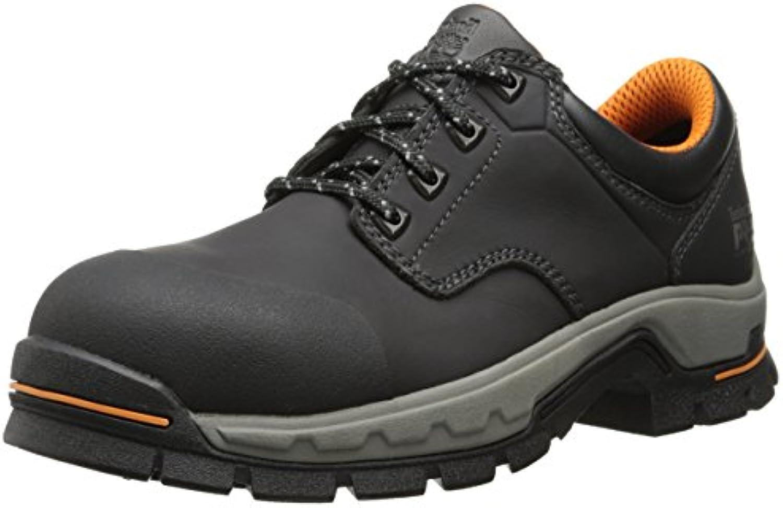 Timberland PRO Men's Stockdale Grip Max Ox Alloy Toe Work And Hunt avvio, nero Microfiber, 8 W US | Il Più Economico  | Sig/Sig Ra Scarpa