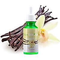 Stevia Gotas Vainilla 50ml - Edulcorante líquido - Ingredientes naturales (Vainilla) - PureStevia