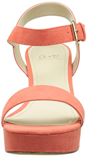 Another Pair of Shoes Selena K2 - Sandali a Punta Aperta Donna Rosa (Coral 35)