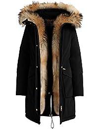 Abbigliamento Woolrich Donna Amazon it Parka nSXaIIA