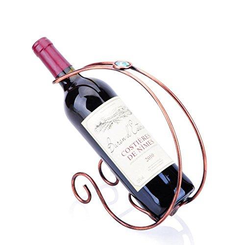 Rack di vino vintage creativo
