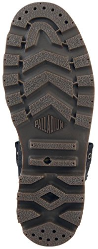 Palladium Pallabrouse Baggy Wax Women Black/Dark Gum Schwarz (black/dark gum)