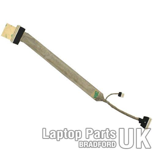 Laptop Parts UK (UK VAT Registered) Dell Vostro 1520 Displaykabel, LCD-Cable für 15.4-inch Bildschirm -