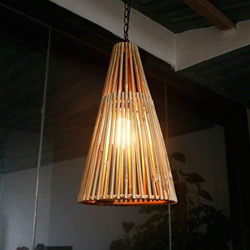 Giow LED südostasiatischen natürlichen Bambus Wandleuchte/Cafe Bar/Bauernhof/Inn Flur Wandleuchte/Kunst/Bambus Lampen -