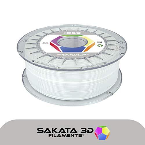 PLA Filamento premium SAKATA 850 (BLANCO)