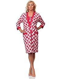 Italian Fashion IF Albornoz para Mujer Iga