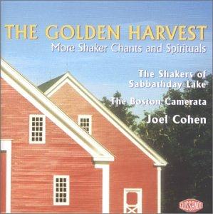 golden-harvest-38-shaker-chants-spirituals