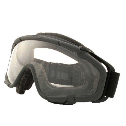 Oakley SI Ballistic Goggle Black/Clear