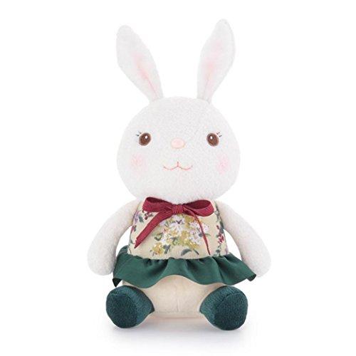 Plüschtiere plüschpuppe Gefüllte Plüsch Tierpuppen Schöne Plüsch Cute Bunny Sammlung Spielzeug Ostern Geschenk (A)