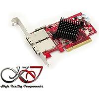 Kalea-Informatique–Scheda controller SAS SATA–8porte su connettori SFF-8088–PCIe