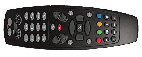 Universal Satcheck telecomando compatibile con Dreambox DM  500HD/7020HD/7025/800 se/8000 nero