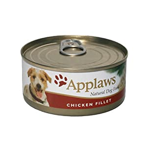 Applaws Dog Food Chicken Fillet 24 x 156g 3744g